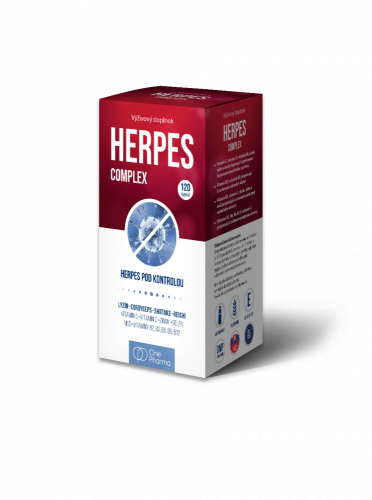 OnePharma HERPES COMPLEX cps 1x120